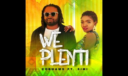 Cobhams & Simi dey use dis song Ginger everybody – We Plenti!